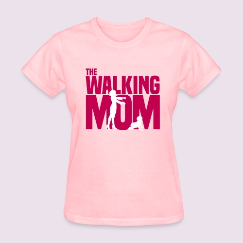 The Walking Mom - Women's T-Shirt