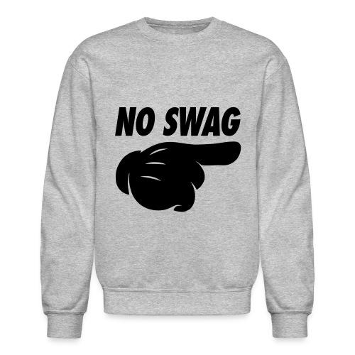 No Swag Glove Crewneck - Crewneck Sweatshirt