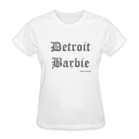 DETROIT BARBIE SILVER ~ 625