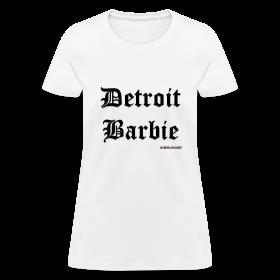 DETROIT BARBIE BLACK ~ 625