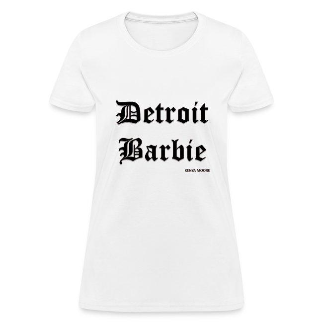 DETROIT BARBIE BLACK