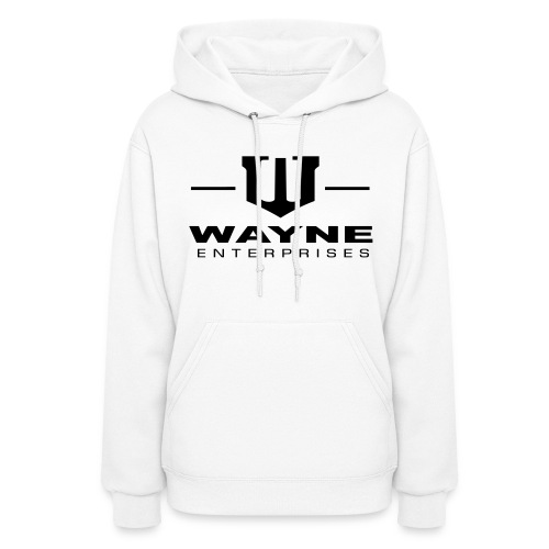 Wayne Enterprises Hoodie for Women - Light - Women's Hoodie