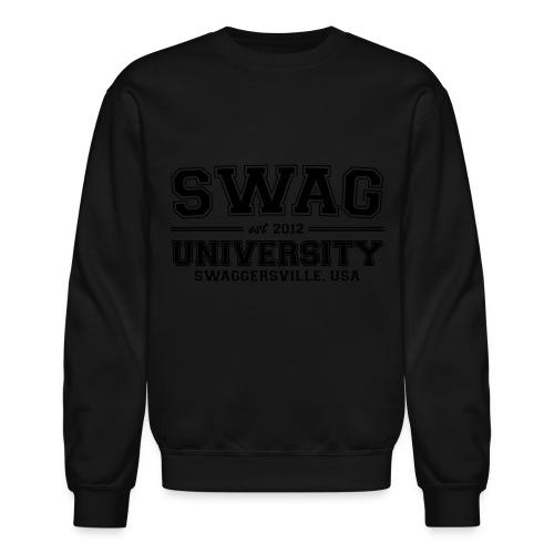 Swag University | Men's CrewNeck - Crewneck Sweatshirt