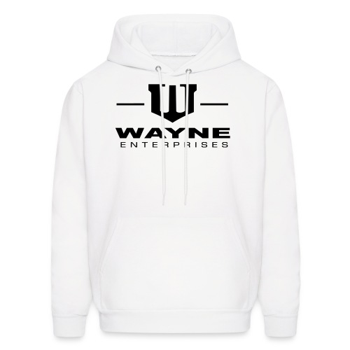 Wayne Enterprises Hoodie for Men - Light - Men's Hoodie