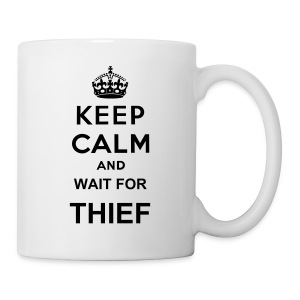 Love Me With Lies Series - Thief - Coffee/Tea Mug