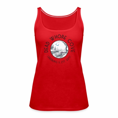 Ladies Fitted Tank - Women's Premium Tank Top