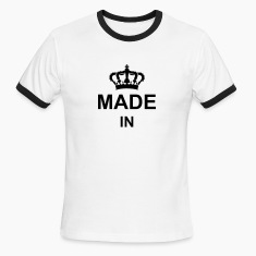 made_in_g1 T-Shirts
