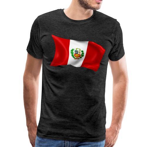 Peru - Men's Premium T-Shirt