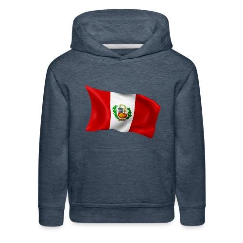 Peru - Kids' Premium Hoodie