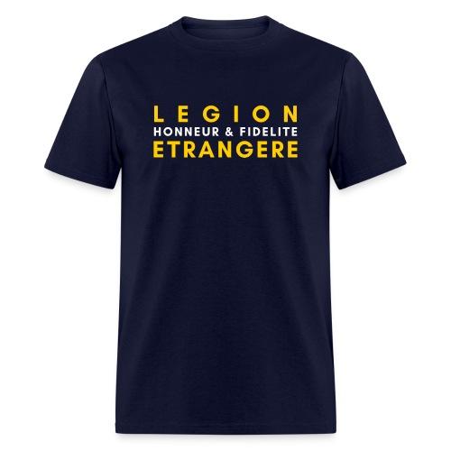 Legion Etrangere - Honneur & Fidelite - T-shirt - Men's T-Shirt