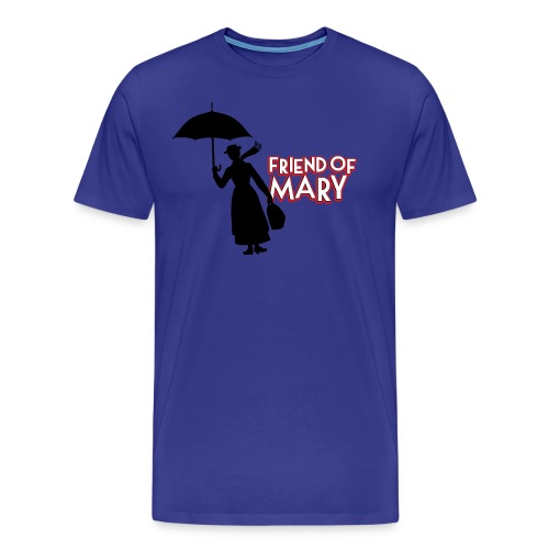 Friend of Mary  - Men's Premium T-Shirt