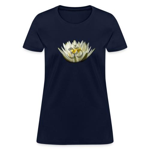 Women's Om Lily T-Shirt - Women's T-Shirt