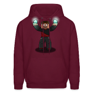 Hoodies ~ Men's Hoodie ~ DIAMONDS!