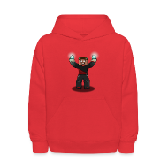 Sweatshirts ~ Kids' Hoodie ~ DIAMONDS!