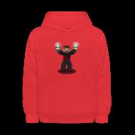 Sweatshirts ~ Kids' Hoodie ~ DIAMONDS!