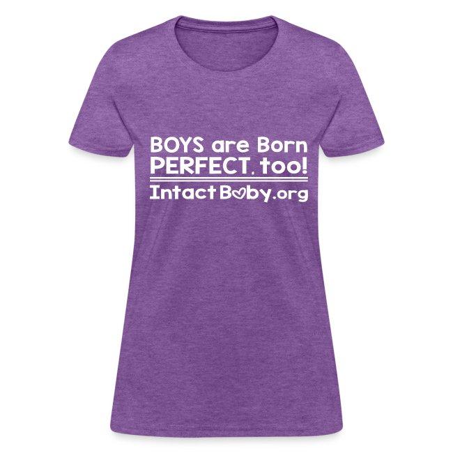 Boys are Born Perfect, Too