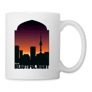 B2ST- Beautiful Night Mug - Coffee/Tea Mug