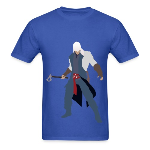 Connor Assassins Creed 3 - Men's T-Shirt