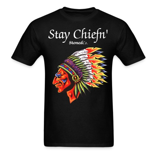 You cheifn' ? - Men's T-Shirt