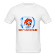 T-Shirts ~ Men's T-Shirt ~ Mother Brain Shirt