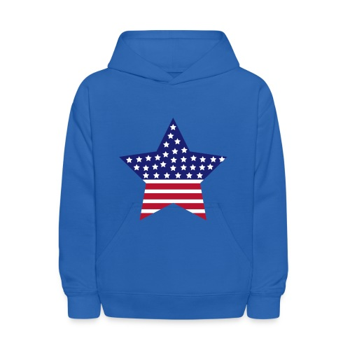 USA - Kids' Hoodie