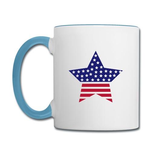 USA - Contrast Coffee Mug