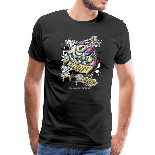 delirare humanum est - Men's Premium T-Shirt