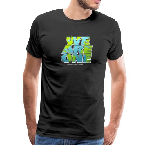 We are One - Men's Premium T-Shirt
