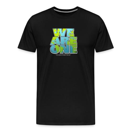 We are One - Men's Premium T-Shirt