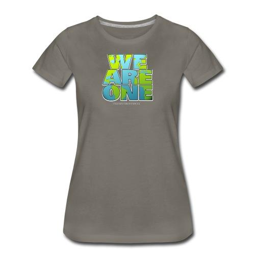 We are One - Women's Premium T-Shirt