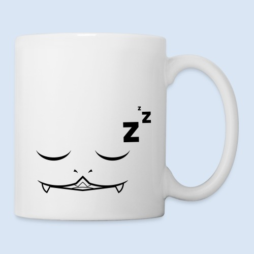 Sleepy Porynaz (White Mug) - Coffee/Tea Mug