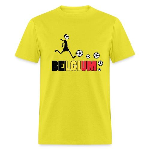GO GO BELGIUM Men's T-Shirt - Men's T-Shirt