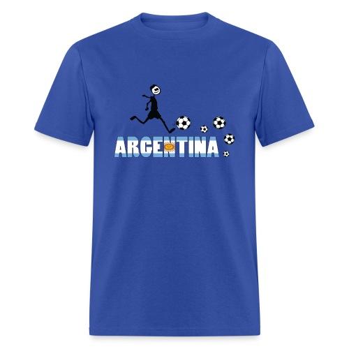 GO GO ARGENTINA Men's T-Shirt - Men's T-Shirt