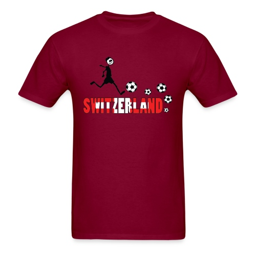 GO GO SWITZERLAND Men's T-Shirt - Men's T-Shirt