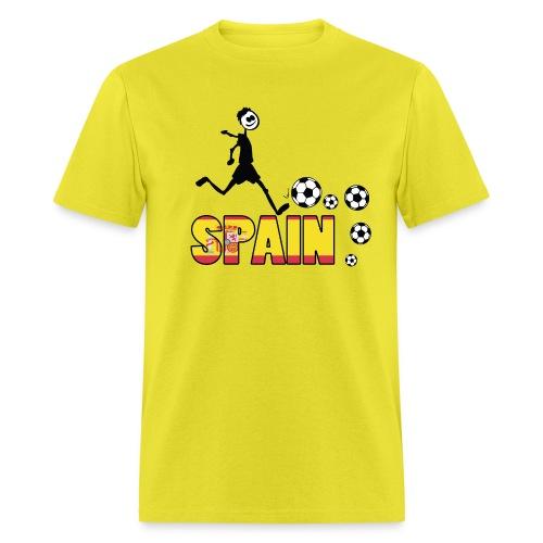 GO GO SPAIN Men's T-Shirt - Men's T-Shirt