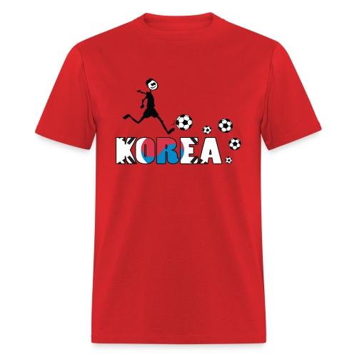 GO GO SOUTH KOREA Men's T-Shirt - Men's T-Shirt