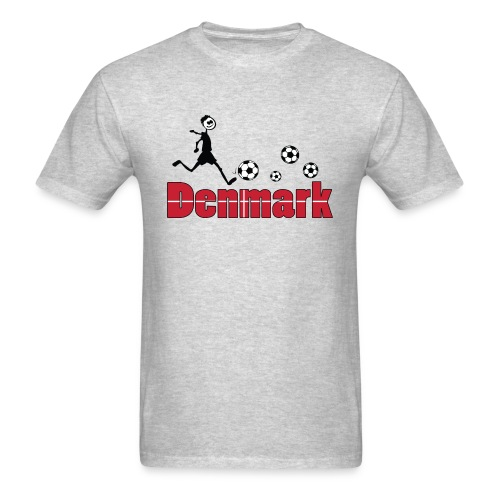 GO GO DENMARK Men's T-Shirt - Men's T-Shirt