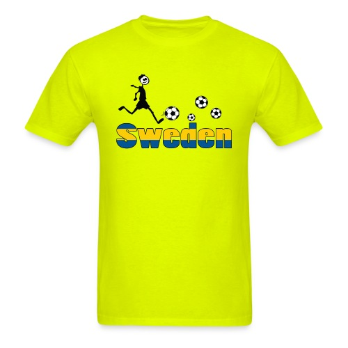 GO GO SWEDEN Men's T-Shirt - Men's T-Shirt