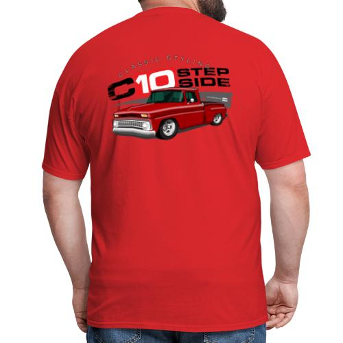 C10stepF&B_Prem - Men's T-Shirt