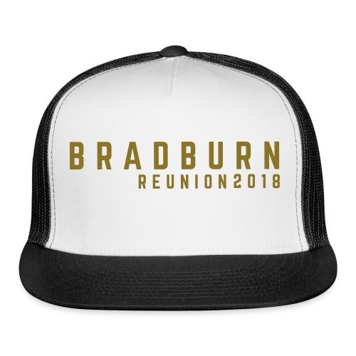 KEEP ON TRUCKIN' BRADBURN HAT - Trucker Cap