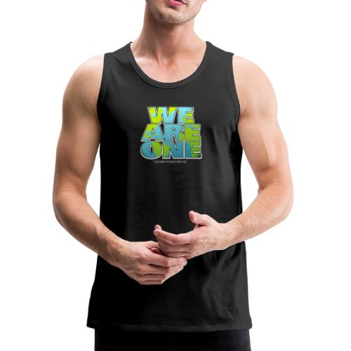 We are One - Men's Premium Tank
