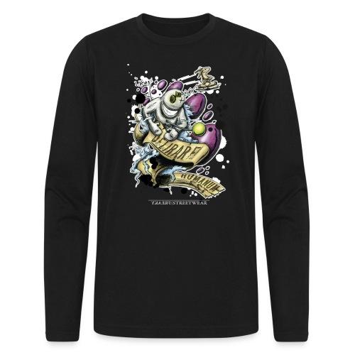 delirare humanum est - Men's Long Sleeve T-Shirt by Next Level