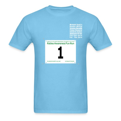 Michael Fun Run - Men's T-Shirt