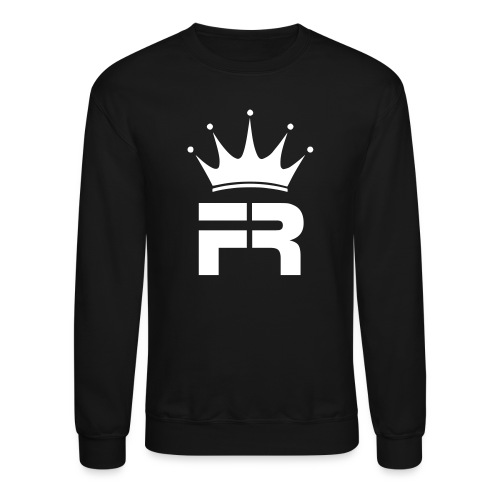 FR Crown Crewneck - Crewneck Sweatshirt