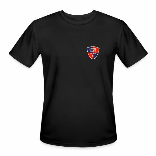 Club Badge - Men's Moisture Wicking Performance T-Shirt