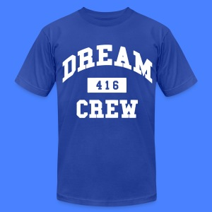 Dream Crew 416 T-Shirts - Men's T-Shirt by American Apparel