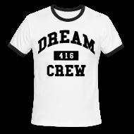T-Shirts ~ Men's Ringer T-Shirt ~ Dream Crew 416 T-Shirts