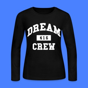 Dream Crew 416 Long Sleeve Shirts - Women's Long Sleeve Jersey T-Shirt