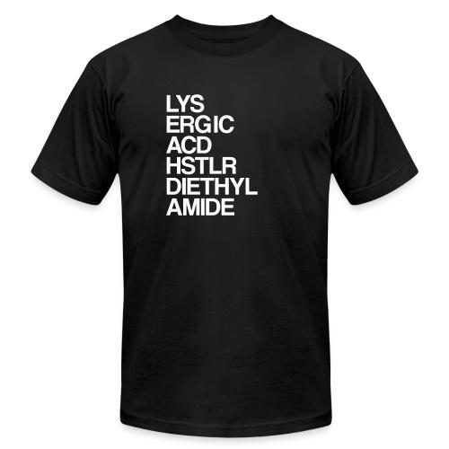 Lysergic ACDHSTLR - Men's Fine Jersey T-Shirt