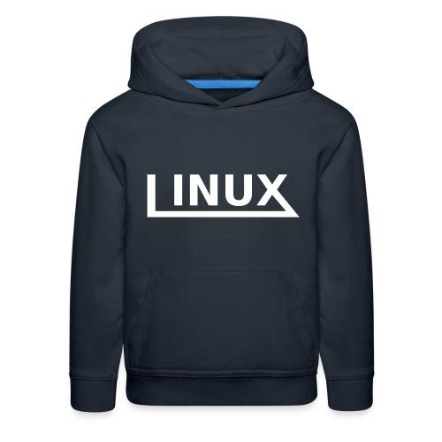 Linux - Kids' Premium Hoodie